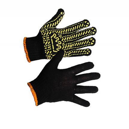 Перчатки с ПВХ точкой, КОРОНА, фото 2