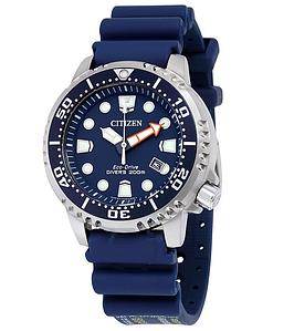 Мужские часы CITIZEN Promaster Professional Diver BN0151-09L