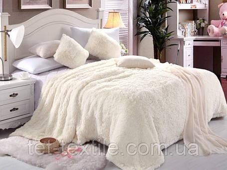 "Плед-покрывало ""Мишка"" Белый (160x210), фото 2"