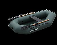 Лодка Sport-Boat CAYMAN C 200 (ПВХ: 5 слоёв, 850 гр\м²,  Ю. Корея)