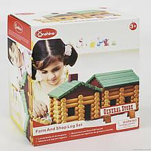Деревянный домик-конструктор General Store