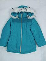 Куртка зима для девочки Украина