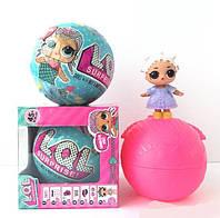 Кукла LOL Лол surprise серия 2, кукла 8 см