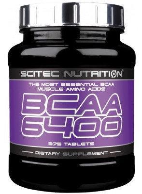 Scitec Nutrition - BCAA 6400 (375 таблеток)
