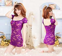 Сексуальное кружевное платье Josefina, фото 3