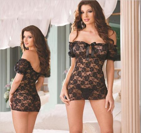 Сексуальное кружевное платье Josefina, фото 2