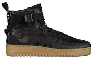 Кроссовки Nike SF Air Force 1 Utility Mid Black Gum