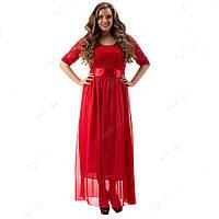 Модное красивое женское платье ЖП1008