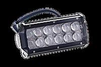 Светодиодная дополнительная фара Allpin 36 Вт, линза 4D (6359S36), фото 1