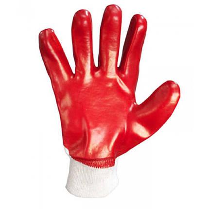 Перчатки МБС (красные), фото 2
