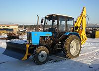 Экскаватор-бульдозер LEX ЭО-2621