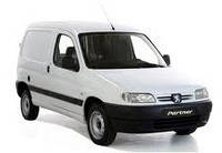 Брызговики Peugeot Partner (1996-2004)