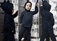 Спортивный костюм с начесом для мальчика Дракоша, детские спортивные костюмы оптом от производителя