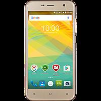 Смартфон Prestigio PSP7511 Muze B7 2/16GB золотой, фото 1