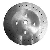 Диск высевающий УПС, 30 отв. d=4мм, металл толщина 1,2, 509.046.4005-03