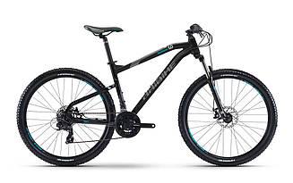 "Велосипед Haibike SEET HardSeven 1.0 27,5"" рама 50 см чорний"