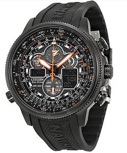 Мужские часы CITIZEN Navihawk A-T Eco Drive JY8035-04E