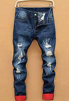 Мужские штаны Jeans СС7666