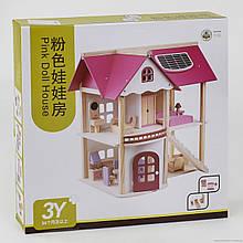 Кукольный домик Pink Dream Dollhouse