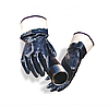 Перчатки нитриловые с жестким манжетом