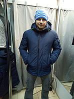 Спортивная зимняя мужская куртка
