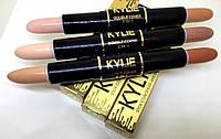 """Корректор + бронзатор для лица 2 в 1 Kylie """"Stick Concealer And Bronzing Stick"""" поштучно"""