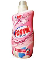 Гель для стирки Formil wool 1,5 л (для деликатных тканей)