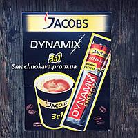 Растворимый кофе Jacobs Monarch dynamix стик