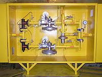Установка газовая шкафная — УГШ-F-2РДГ-50Н (ГРПШ,ШГРП,ШРП,ГРП,ШП)