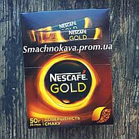 Растворимый кофе нескафе / Nescafe gold стик