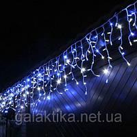 Гирлянда Бахрома Уличная профессиональная 3 метра 100 led / Premium Iceclude IP65 для украшения фасадов зданий