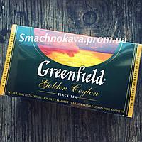 Чай гринфилд черный /Greenfield black tea