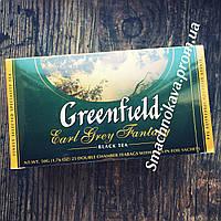 Чай гринфилд черный бергамот /Greenfield black tea earl gray fantasy
