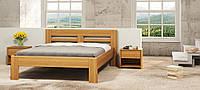 """Ліжко з натурального дерева """"Ноліна"""""""