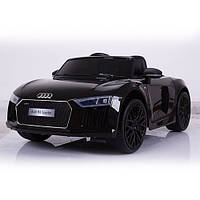 Детский электромобиль Audi R8 черный