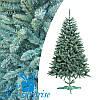 Рождественская искусственная голубая ель НОРВЕГИЯ 150 см
