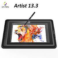 Планшет-дисплей графический интерактивный для рисования XP-Pen Artist 13.3, рабочая поверхность 293*165мм