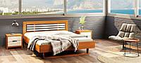 """Ліжко з натурального дерева """"Лантана"""""""