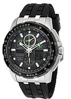 Мужские часы CITIZEN Skyhawk A-T Eco Drive Perpetual модель JY8051-08E