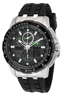 Чоловічі годинники CITIZEN Skyhawk At Eco Drive Perpetual JY8051-08E