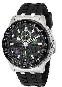 Мужские часы CITIZEN Skyhawk A-T Eco Drive Perpetual JY8051-08E