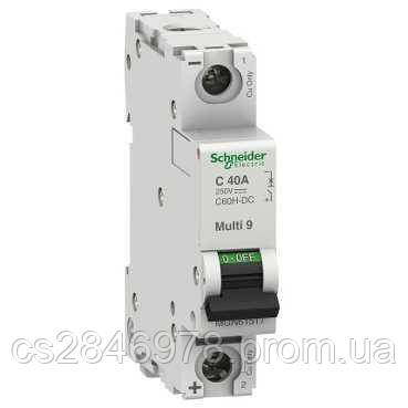 Автоматический выключатель C60A 1П 40A C
