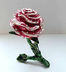 Шкатулка роза