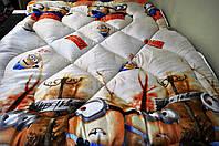 Одеяло силикон. Одеяло двуспальное. Теплое. Одеяла от производителя. Moda blanket