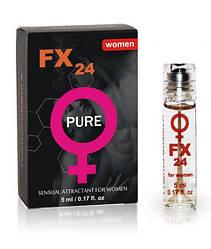 Aurora - Духи с феромонами женские FX24 PURE, for women (roll-on), 5ml