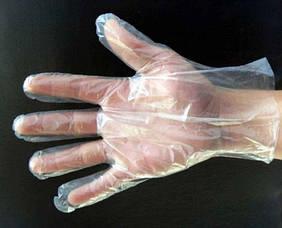 Серветки, одноразові рукавички