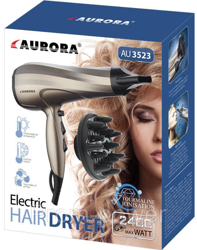 Фен Aurora AU 3523 2400w  продажа ac650f16a181c