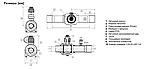 Вентиль кульовий Alco Controls BVE 258, фото 2