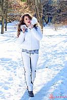 Женский зимний теплый термо костюм батал