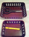 Кухонный лоток-органайзер 25.5х19х6 см, фото 4